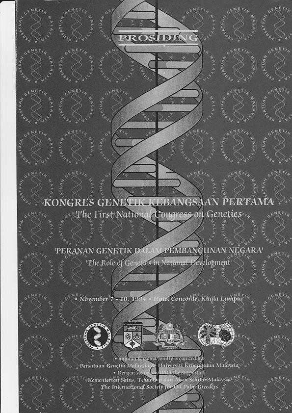 Book Cover: PGM Congress01 Proceedings