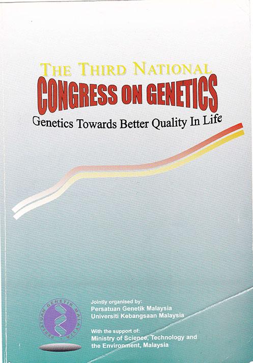 Book Cover: PGM Congress03 Proceedings
