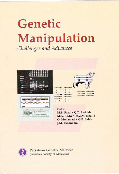 4th National Congress on Genetics : Genetics Manipulation Challenges and Advances