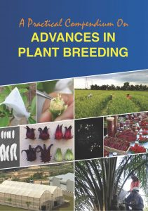 Book Cover: 2014 A Practical Compendium on Advances in Plant Breeding
