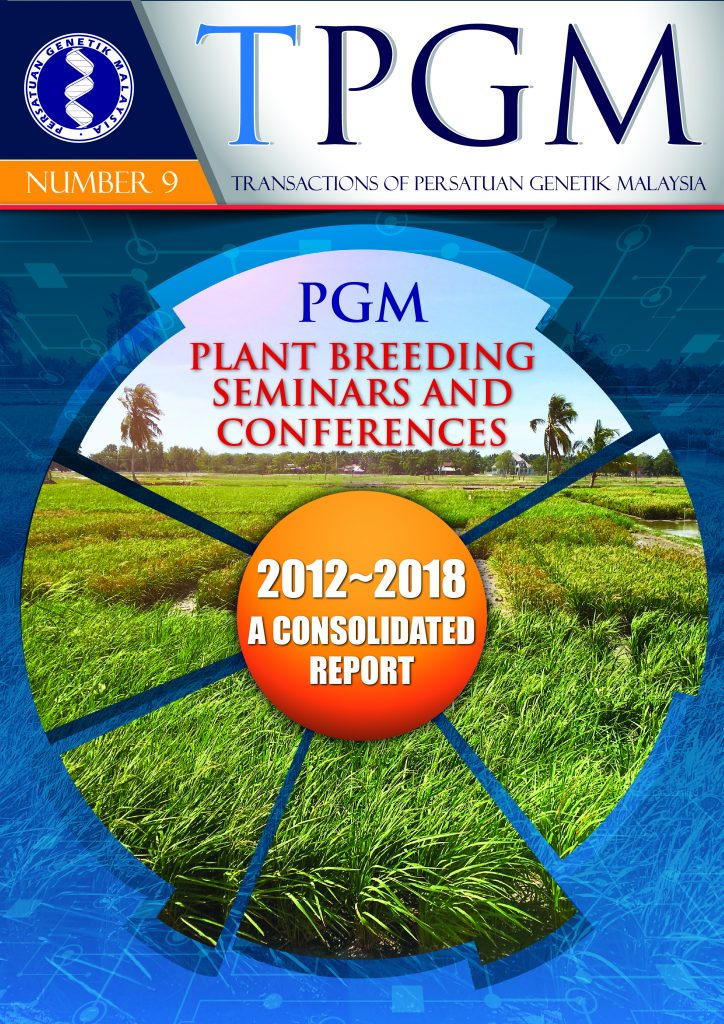 Book Cover: 2018 Transactions of PGM Number 9