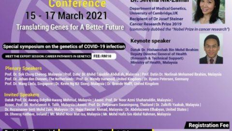 MiGC14 Malaysia International Genetics Congress