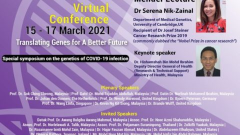 MiGC14 Malaysia International Genetics Congress