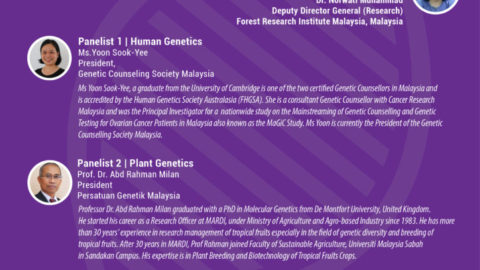 Meet the Experts Session: Career Pathways in Genetics